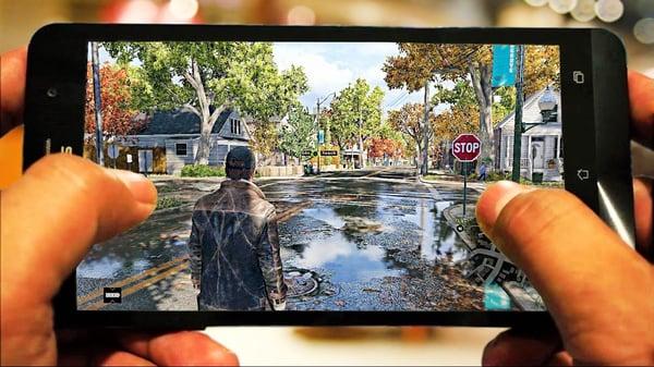 5G gameplay