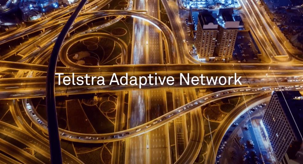 Adaptive Network by Telstra