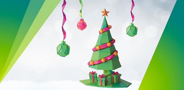 Christmas tree Telstra