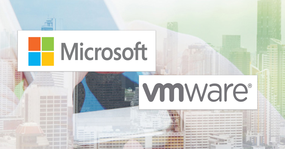 Microsoft and VMware UEM