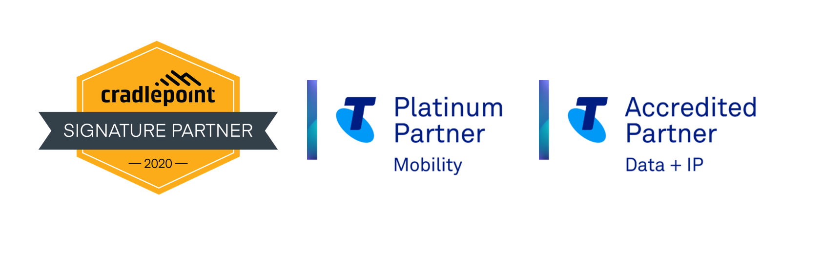 MobileCorp Cradlepoint and Telstra Partner