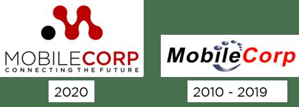 MobileCorp logos 2010-2020