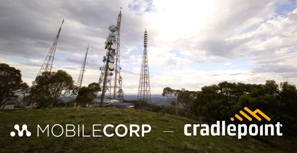 Kemps Crek cradlepoint solution