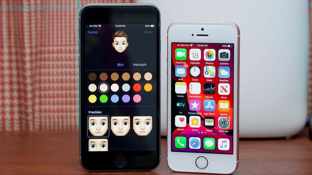 ios13 on the iphone 6s