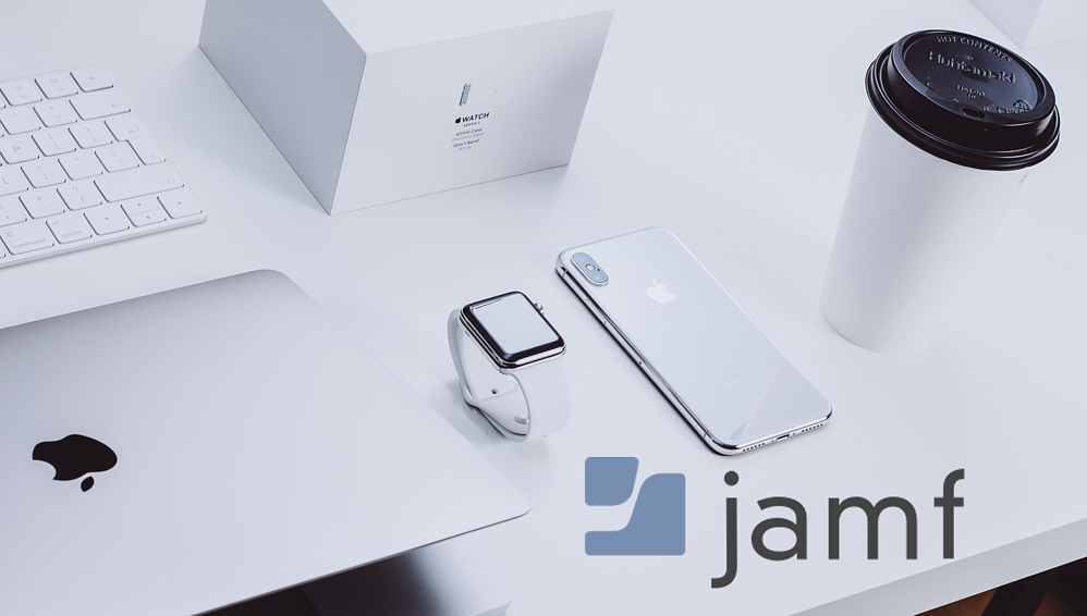jamf apple devices