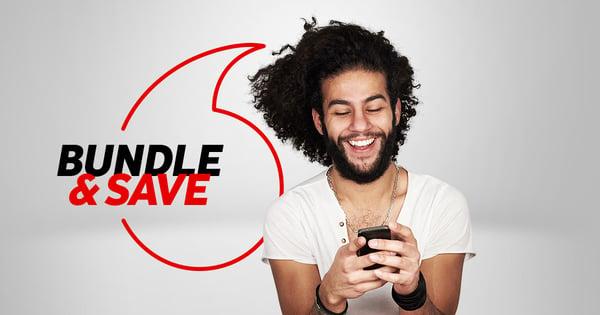 vodafone bundle and save